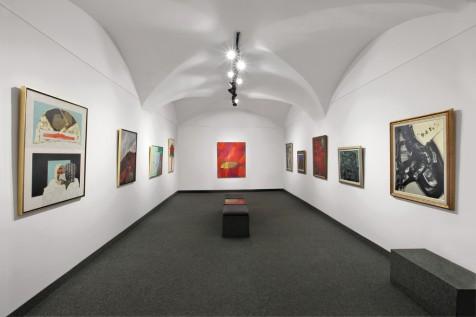 Panoramica Pittura a Milano Anni 50 e 60