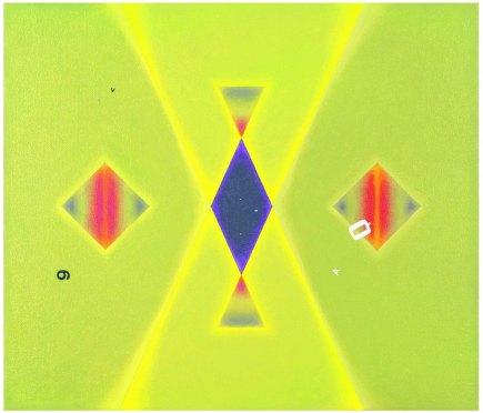 GIANLUCA SGHERRI - Senza titolo, 2008, Olio su tela, 60x70cm